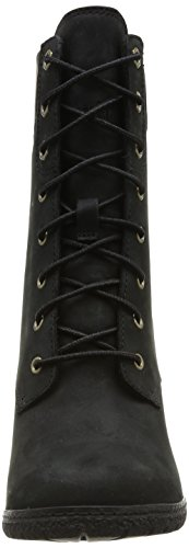 Timberland  Glancy FTW_Glancy 6in, Bottes Classics courtes, doublure froide femmes Noir