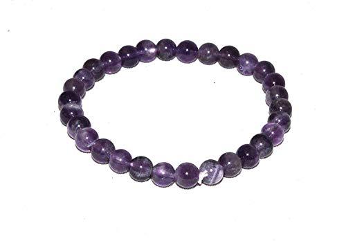 Tibettian Heart - Amethyst Stone Bracelet Small Size - 1 Peice