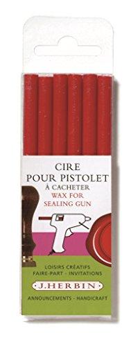 georges-lalo-crayons-de-cire-pour-pistolet-6-batons-rouge