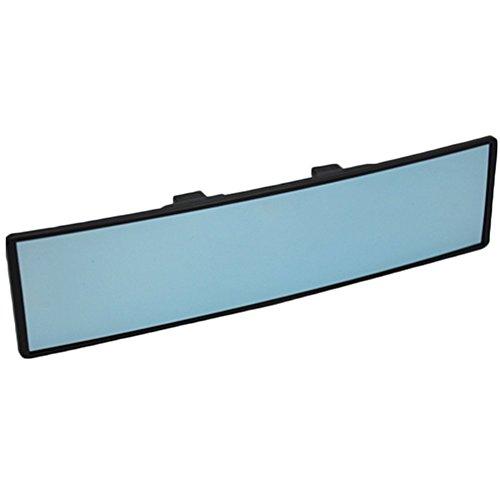 Chytaii Rückspiegel Auto Panorama Spiegel Anti-Blend-Rückspiegel mit Winkeleinstellung rechter Winkel gebogen universal für Auto Rückspiegel