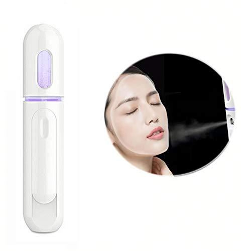 Gesichtssauna,gesichtsdampfer,Gesichtsspray,Nano-Sprühnebel für die Haut,make up fixing spray gesicht