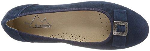 Andrea Conti 3004550, Scarpe con Tacco Donna blu (dunkelblau)