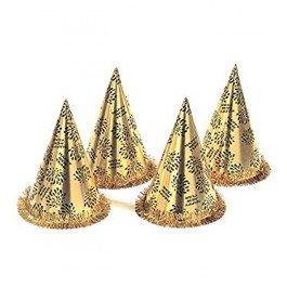 Generique - Hut Gold Silvester