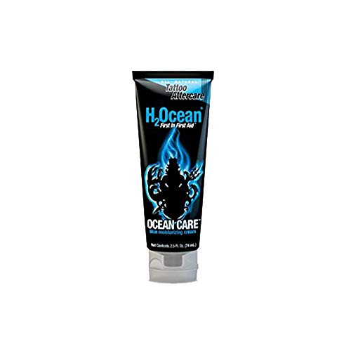 eeddoo H2Ocean Tattoo Care Creme (Tattoo H2ocean)