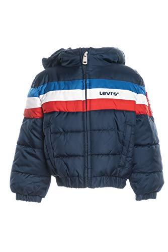 Levi's kids 6ea017 U09 Dress Blue - Chaqueta para bebé Azul 9 Mes