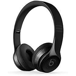 Casque Supra-Auriculaire sansFil Beats Solo3- Noir Verni