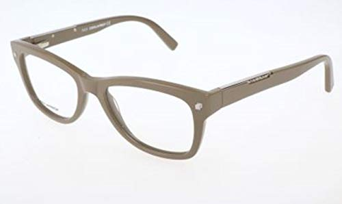 Dsquared2 Unisex-Erwachsene D Squared DQ5136 057-51-17-145 Brillengestelle, Grau, 51