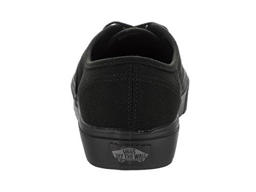 Vans Ua Authentic Lite, Scarpe da Ginnastica Basse Unisex – Adulto Black/black