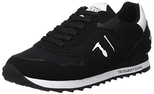 Trussardi Jeans Running, Chaussures de Gymnastique Femme