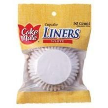 Cake Mate Cupcake Liners Zebra Animal Print 24 Count Case Of 4