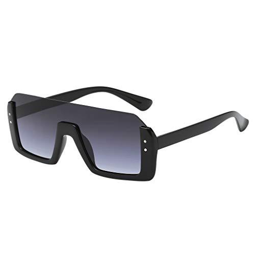 Syeytx Men Vintage Eye Sonnenbrille Retro Eyewear Fashion Strahlenschutz 4 Farben Sonnenbrille