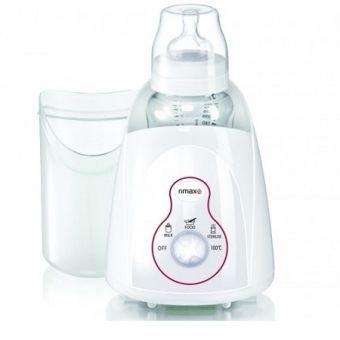 Rimax Baby Care - Calientabiberones, color blanco