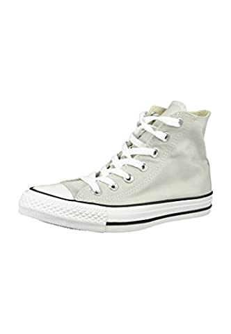 Converse Unisex-Erwachsene Ctas HI Pale Putty Hohe Sneaker, Grau (Pale Putty), 40 EU