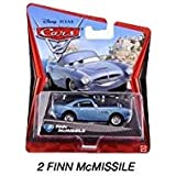Cars 2 Characters Car Collection Assorted VOL.7 (2) fin Mack missile FINN MCMISSILE minicar [Mattel] (japan import)