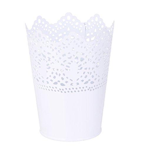 metall-schneiden-pflanze-vase-topf-stift-make-up-burstenhalter-schreibtisch-ordentlich-organizer-ver
