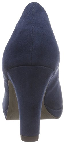 22420 I Blu marina Coperto Donna Tacchi Tamerici 805 Anteriori Piedi rqxnf5wq7p