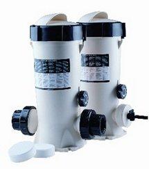 Fluidra 24429-Dosierer Chlor/Brom dossi-3in-line 3.5kg