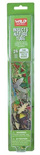 Wild Republic 12886 - Nature Tube Spielset, Insekten, 32 cm