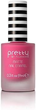 Pretty by Flormar Matte Nail Enamel