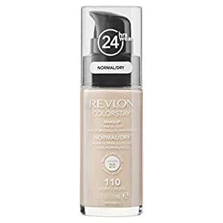Revlon ColorStay Makeup for Normal/Dry Skin Ivory 110, 1er Pack (1 x 30 g)