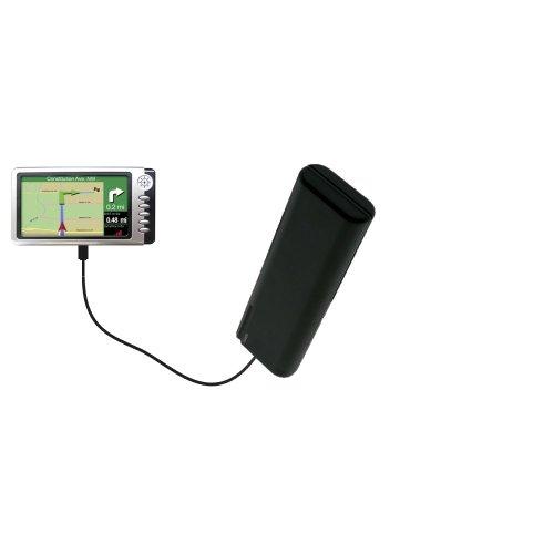 Caricabatterie con stilo AA portatile compatibile con Teletype WorldNav 7400