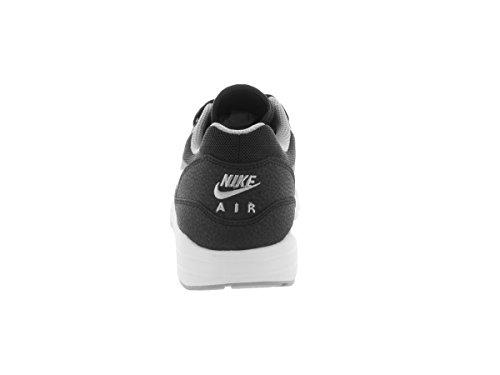 Nike Donna W Air Max 1 Ultra Essentials scarpe sportive Nero (Negro (Black / Black-Wlf Gry-Mtllc Slvr))
