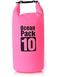 Vepson 10 Liter Camping Ocean Pack Waterproof Dry Bag Swimming Bag