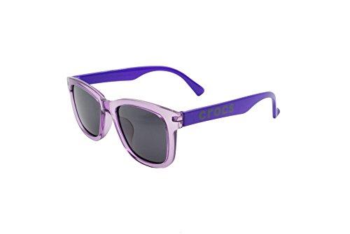 Sonnenbrille Crocs Kinder JS003 PE violett polarisiert