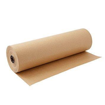 Braun Kraftpapier Rolle-76,2x 4.572cm-150Fuß lang-100% recycelten Materialien-Multi-Crafts-Geschenkverpackung-- Versand Art-by Spechte Crafts -