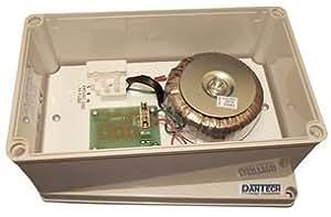 POWER SUPPLY, 24V AC, 1X 4A, IP66 DA377/IP66 By DANTECH