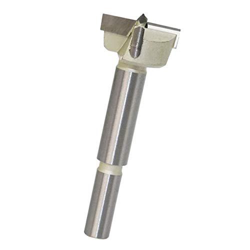 perfeclan Profi Forstnerbohrer Holzbohrer für Hartholz Kunststoff, Schneidendurchmesser 15-60mm - 35 mm