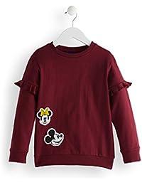 RED WAGON Mädchen Minnie Mouse Sweatshirt