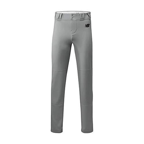 Preisvergleich Produktbild New Balance Men's Charge Pants Solid Grey Large 32