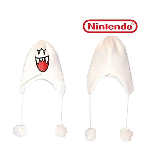 Copa de esquí fantasma Boo Mario Nintendo