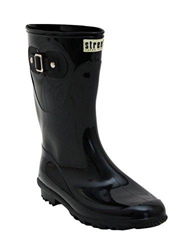 Footwear Katrina Schwarz Arbeits Damen amp;h Mädchen A gummistiefel qTwUC5