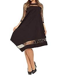 6c301ac23125 Amazon.es: De nuevo - 4XL / Vestidos / Mujer: Ropa