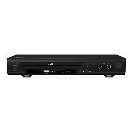 Impex Prime DX1 5.1Ch DVD Player with Amplifier, Mic input and USB Copy Function