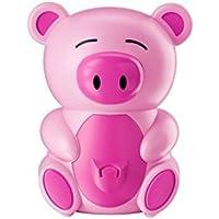 Preisvergleich für Only for Baby Pinkie Piggie Inhaliergerät Kinder Inhalator Inhalation Aerosol Vernebler Kompressor Piggi