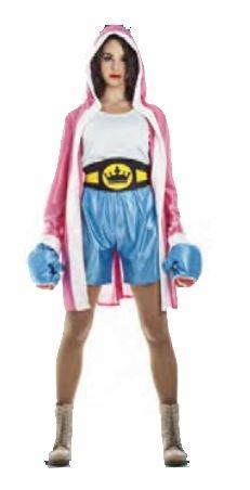 Imagen de disfraz boxeadora talla m l