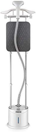 Nikai Garment Steamer, 2000 watts, White - NGS892AB with ironing board