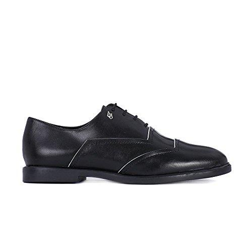 Armani Jeans 925284 French shoes Femme noir 39