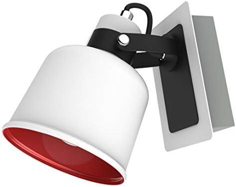 Pakos lampada da parete lampada a candelabro argentoo