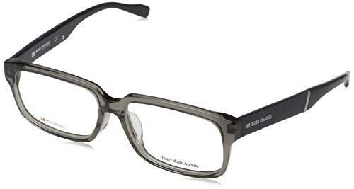 Boss orange hugo orange sonnenbrille bo-8012-j-48j-55-15-140 occhiali da sole, grigio (grau), 55.0 unisex-adulto