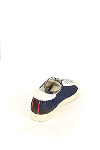 D.A.T.E. sneaker uomo Blu