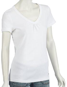Tom Tailor - Camiseta de manga corta para mujer