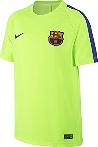 Maillot Fc Barcelona - Nike FCB Y NK Dry SQD Top