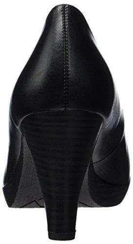 Marco Tozzi 22436, Escarpins Femme Noir (Black Nappa 022)