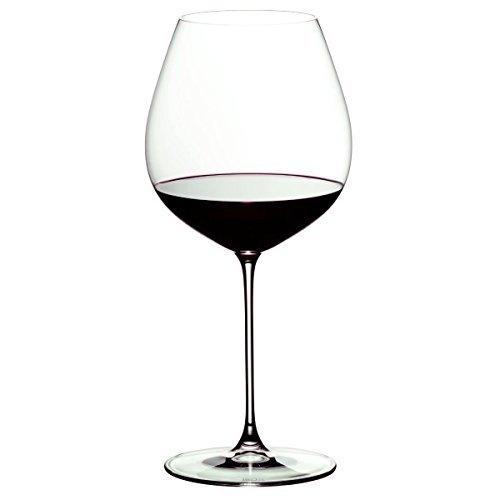 RIEDEL Veritas Old World Pinot Noir - Set di 4 calici