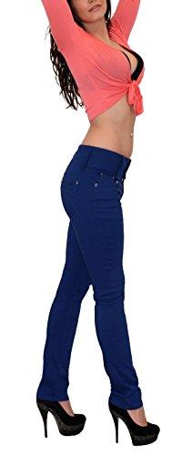 ... by-tex Damen Jeans Damen Röhrenjeans Damen Hose Hochbund in vielen  Designs bis Übergröße Gr