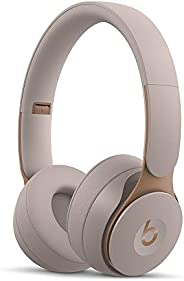 Beats Solo Pro Wireless Noise Cancelling Headphones - Gray